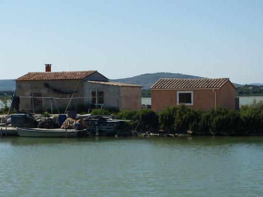 Häuser am Canal