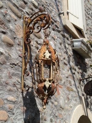 Lampe in Borghetto