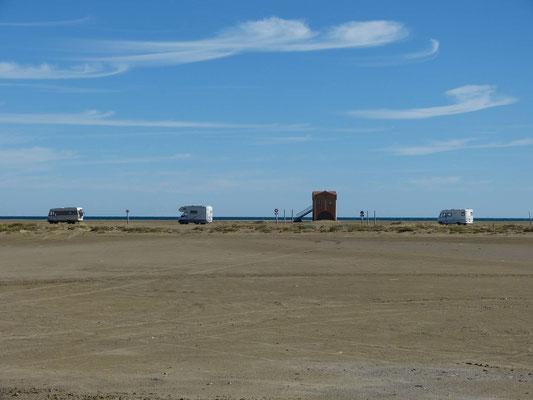 Strand von Port-la-Nouvelle