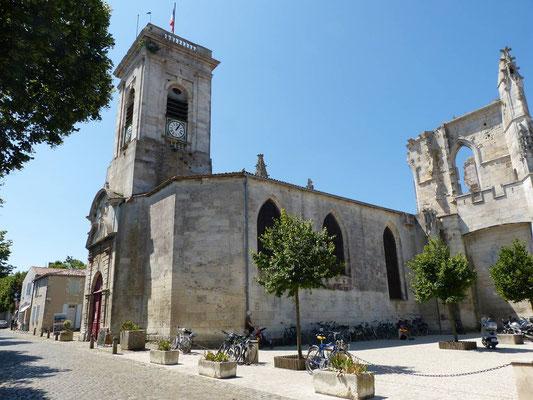 Kirche von St. Martin de Ré