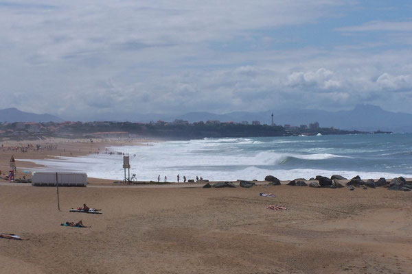 Strand fast für uns allein