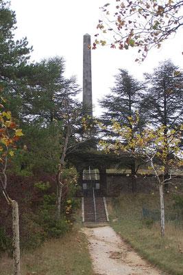 Obelisk in Naurouze