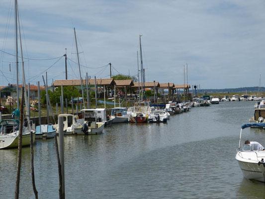 Kanal zum Meer