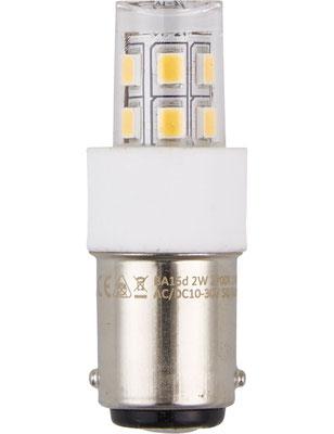 LED Sockel BA15d/s