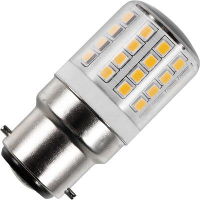 B22d LED Röhrenform