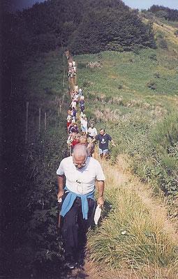Passeggiata a Monte Gazzaro