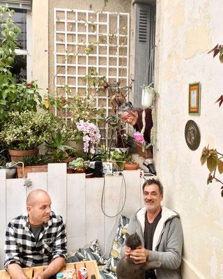 Buxerolles, rue du plante