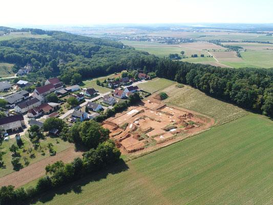 Geyern - Erschließung Baugebiet Ost