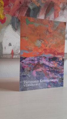 """Ausstellung """"Sinneswelten"""" von Hermann Kremsmayer 2016, ©KRONOS Advisory GmbH"""