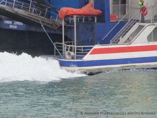 Condor Express. Picture Antoine H.