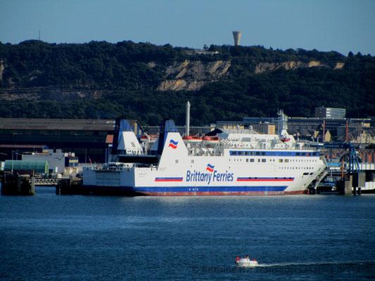 Barfleur in Cherbourg-en-Cotentin. Picture Antoine H.