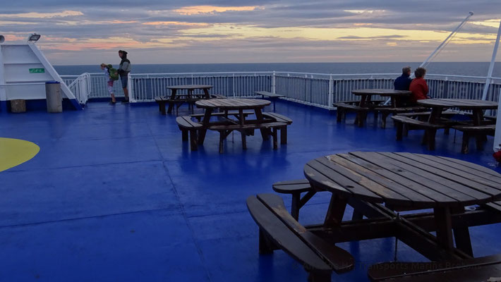 Sun deck on Deck 10. Picture Antoine H.