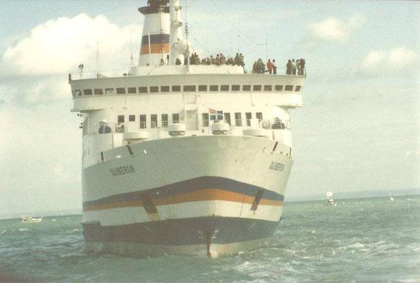 Quiberon. Courtesy Brittany Ferries.