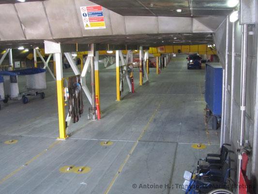 Condor Rapide's garage. Picture Antoine H.