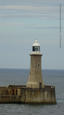 A starboard Light House. Picture Antoine H.