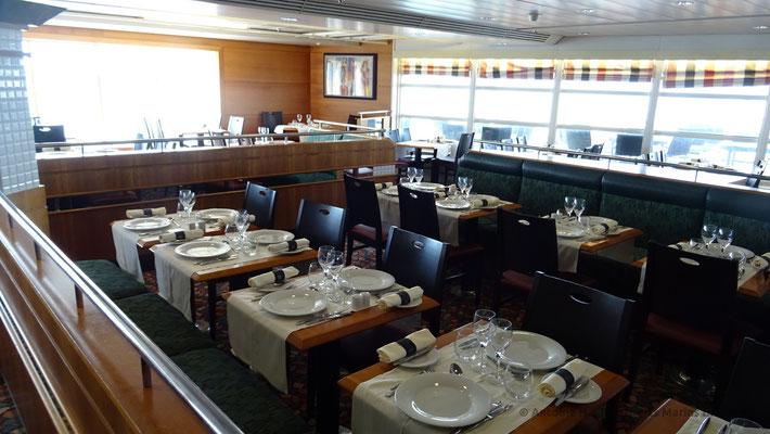Normandie Deauville À la carte Restaurant. Picture Antoine H.