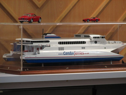 A model of Condor 10. Picture Benjamin H.