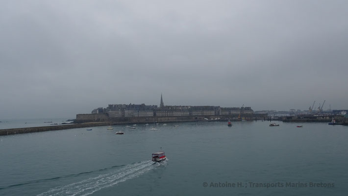 Saint-Malo city centre