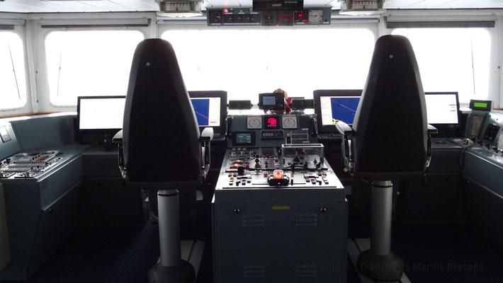 Main Control pane. Picture Antoine H.