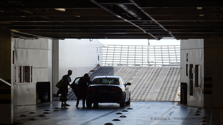 Normandie's garage