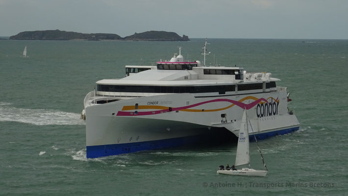 HSC Condor Liberation - Brittany Seas Ships