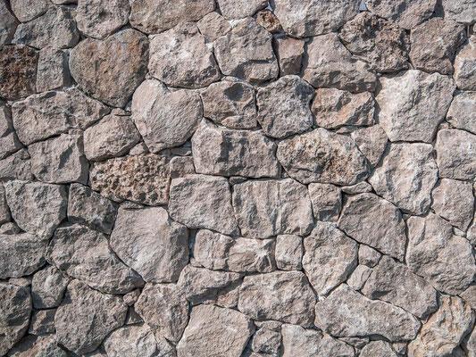 グレイスロッカリー石積み ハートの石積み