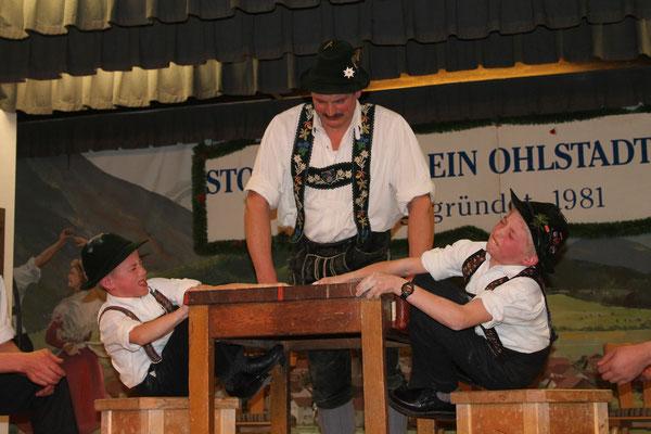 Fingerhakler Meisterschaft Ohlstadt