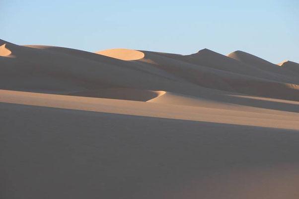 Dune nel Gran Mare di sabbia