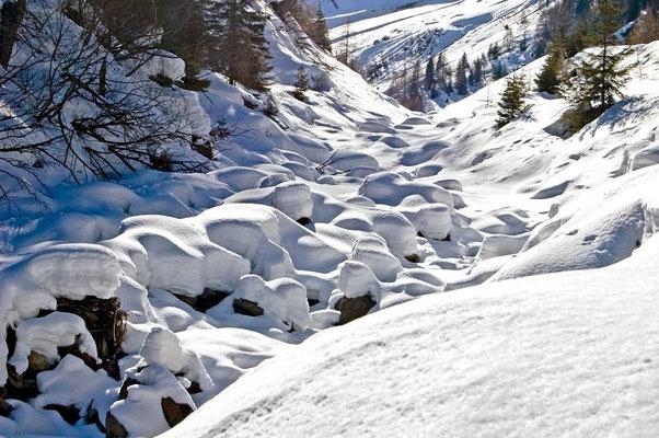 Sarentino - Rio Bianco - Valle di sottomonte
