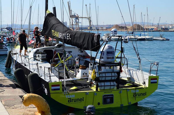 Team Brunel - Olanda