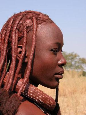 Donna Himba, Namibia
