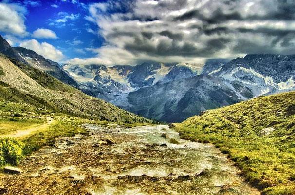Gruppo di Solda, Alto Adige
