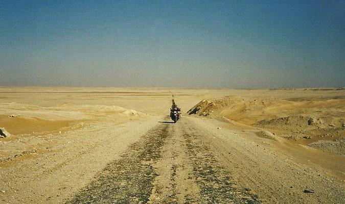 Da Baharija verso Farafra