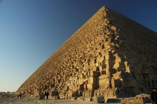 Il Cairo - Piramidi di Gizah