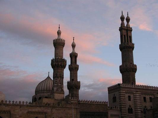 Il Cairo - La Moschea di Salah Al Din