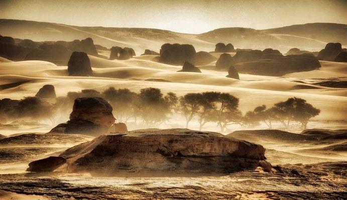 Adrar Ahnet, Algeria