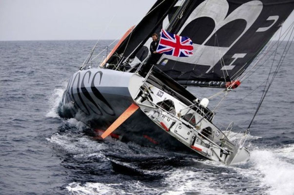 Hogo Boss - Alex Thomson - GB