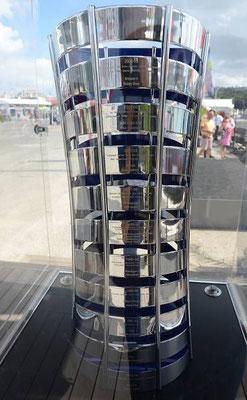 The Volvo Ocean Race Trophy