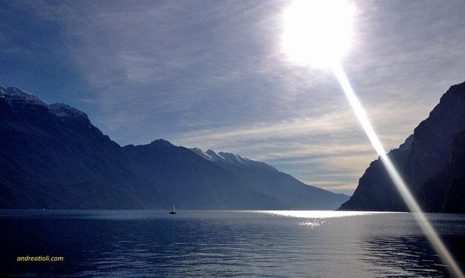 Lago di Garda - gennaio 2014