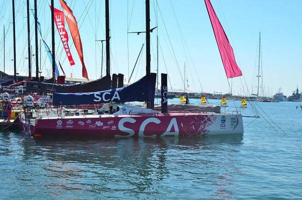 Team SCA - Svezia