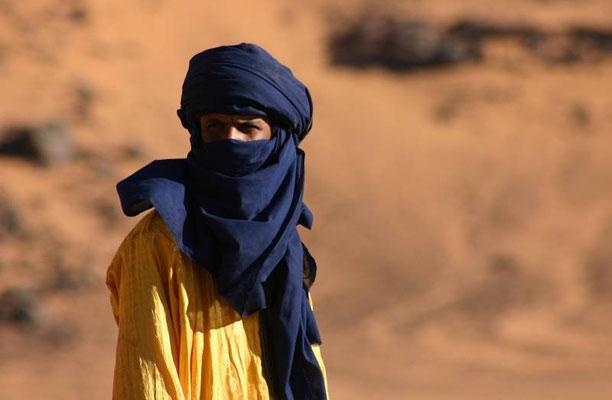 Tuareg, oasi di Rebianah, Libia