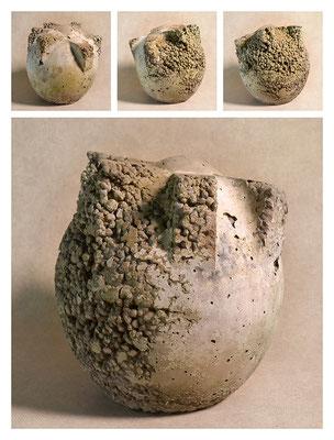 C2BXTXY15V11025 ciment fondu, sand, expanded clay 21x25x21cm, 2015