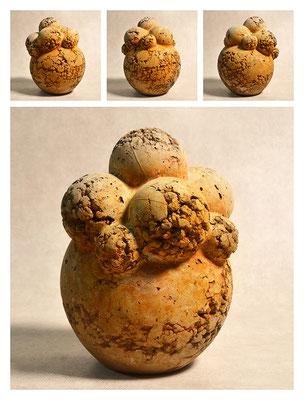C3BXB65B40Y14V5280 cemento fuso, sabbia, argilla espansa, ferro 16x22x15cm, 2014