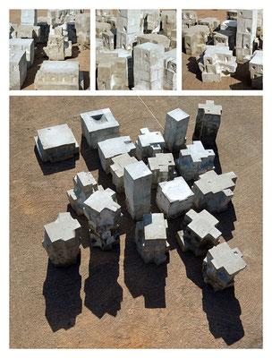 C2C60Y15VXD cemento fuso, sabbia e argilla espansa, 2015