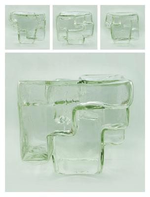 GL0C60X444Y17V18792 glass, 29x24x27 cm, 2017