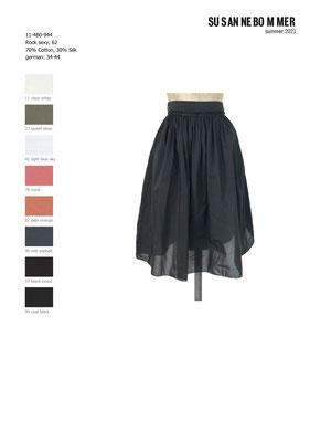 11-480-944, 99 Skirt sexy, coal black