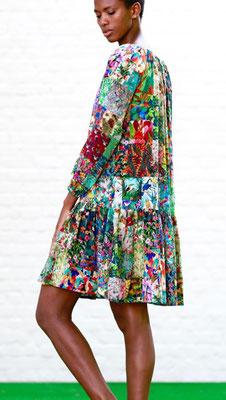 Dress 168-Lea, Print K4