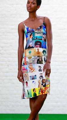 Dress 66- Anna Print D21