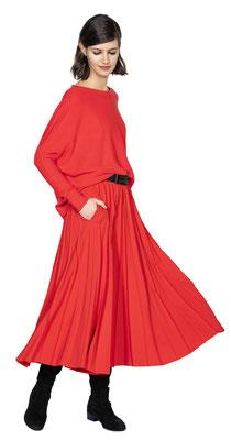 Sweater 3067-31, Dress 302-18, Belt 3026-99