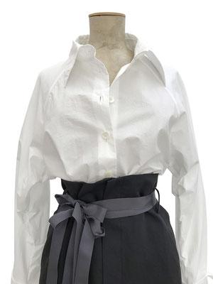 Shirt 593-964, Skirt 421-925, Beltband 951-998